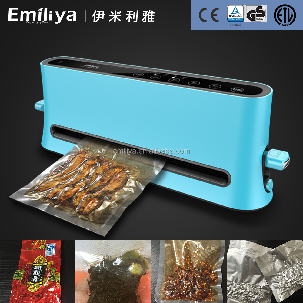 Automatic Household Vertical Food Packing Machine, Home Vacuum sealer/.