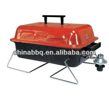 Outdoor gas grill portable cheap gas bbq YH1804R