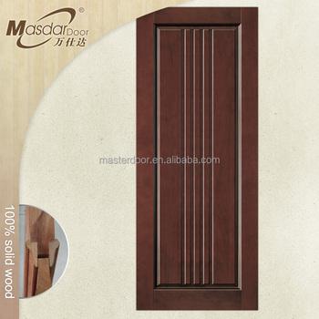 Estilo Art Deco Entre Puertas De Madera Sala - Buy Product on ...