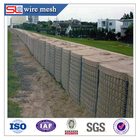 Welded mesh High quality Low price military Hesco Baskets & Hesco Barriers for sale