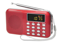 Portable Mini MP3 Player AM FM Radio Speaker Mp3 Speakers Portable