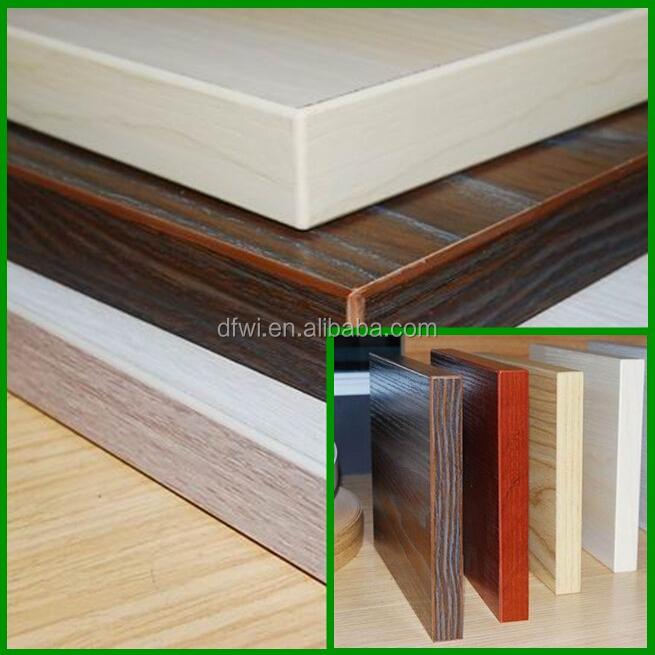Edge Banding Melamine Board For Furniture Use Buy