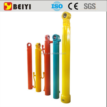 BEIYI excavator hydraulic system parts high quality oil cylinder