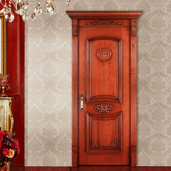 Carved Wooden Interior Doors solid Wood Interior Door Design, View Interior  Door Design, Oppein-Vantini Product Details from Oppein Home Group Inc  on