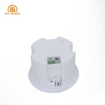 Rh Audio Poe Ip Power Ceiling Speaker With 8w Power Over Ethernet For Pa System Buy Rj45 Ceiling Speakers 12v Powered Speakers Poe Ceiling Speaker