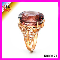 RUBY OVAL SHAPE rings gold plated RHODIUM ALLOY ENGAGEMENT RINGS DUMMY DIAMOND GOLD RING