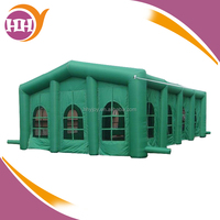 customized huge inflatable party tent outdoor