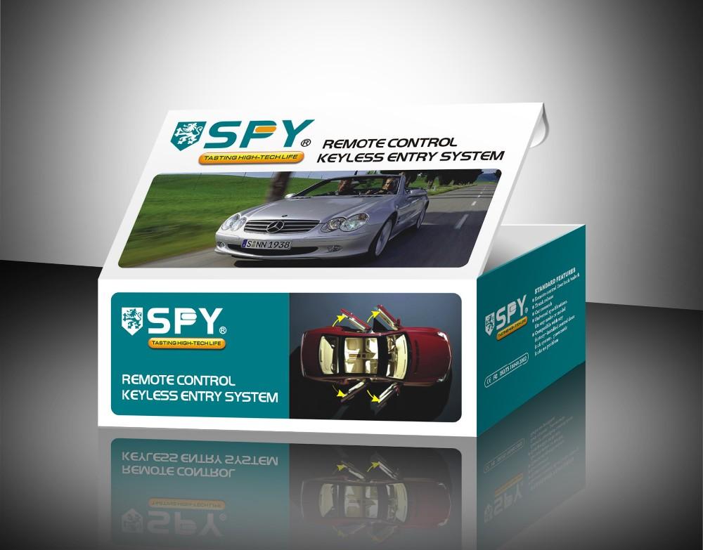 Spy Remote Control Keyless Entry System Remote Central
