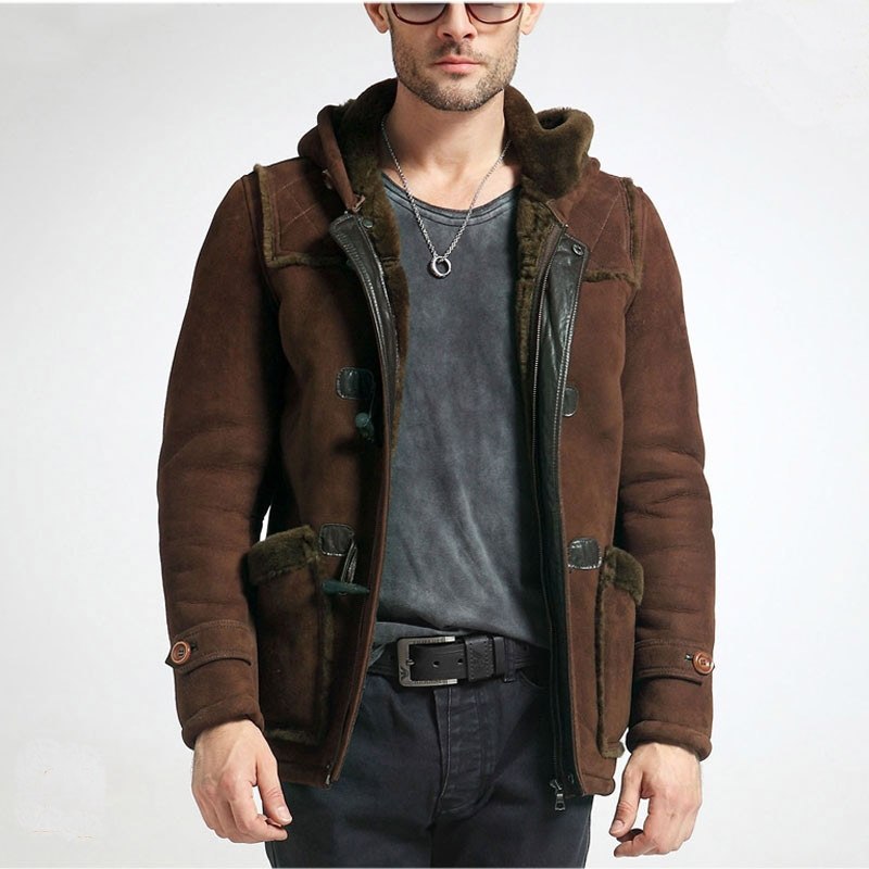 X-men Sheepskin Leather Jacket Pilot Jacket - Buy Sheepskin ...