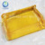 Yellow Sticky No odor rubber Footwear shoes Fabric foam hot melt glue adhesive for shoes making