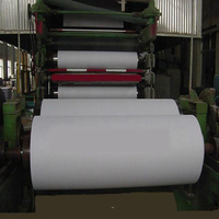 mini toilet tissue paper recycle mill production line