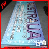 Full color printing custom vinyl banners and signs