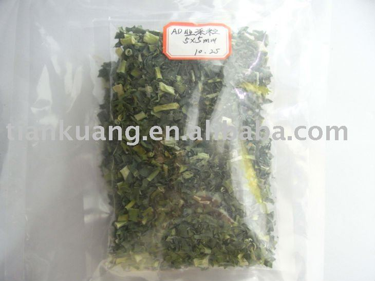 Chinese chive granules