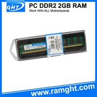 Destocking wholesale full compatible used ram ddr2 2gb