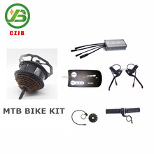 CZJB JB-92C ebike bike spoke motor conversion kit