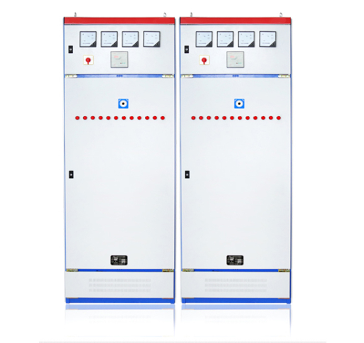 Electrical Distribution Control Panel Cabinet PLC