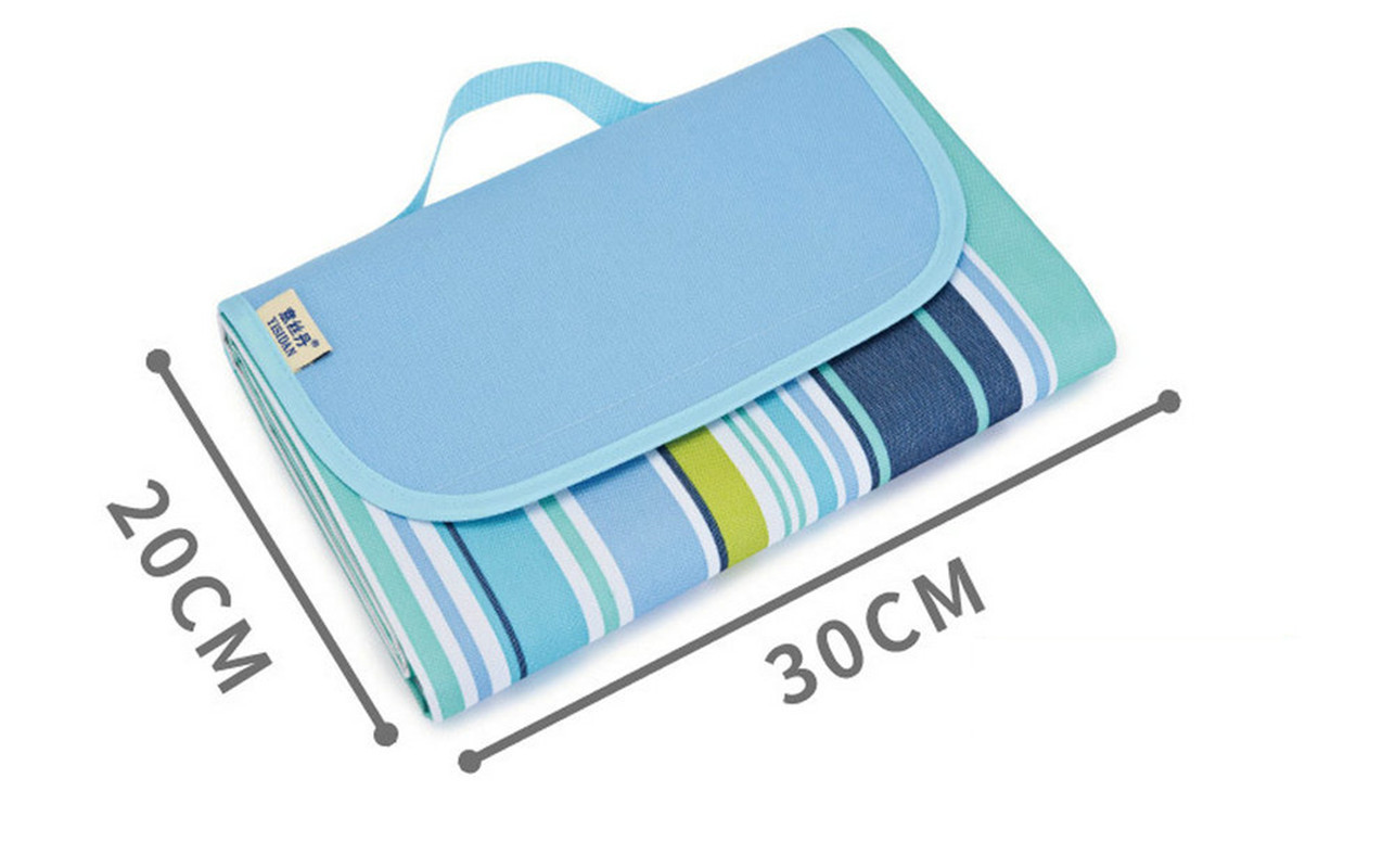 Hot China products wholesale high quality waterproof foldable picnic beach mat