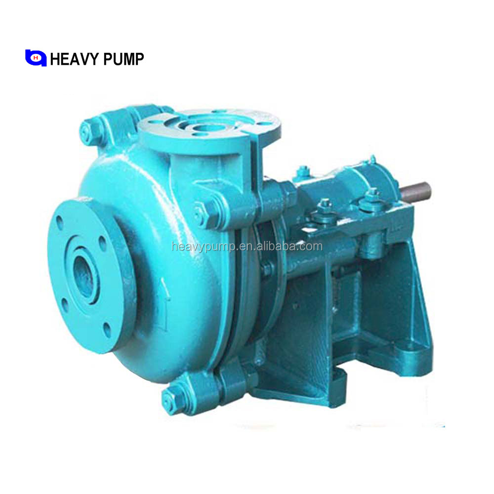 sewage slurry pump for mining sludge water