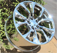 New alloy wheels for X1 chrome wheels 18inch 19inch 20inch 5x120