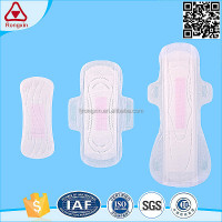 Extra care sanitary napkin mesh cotton SAP paper sanitary pad for women day and night use