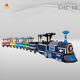Amusement Park Ride Children Equipment Kids Electric Mini Tourist Train