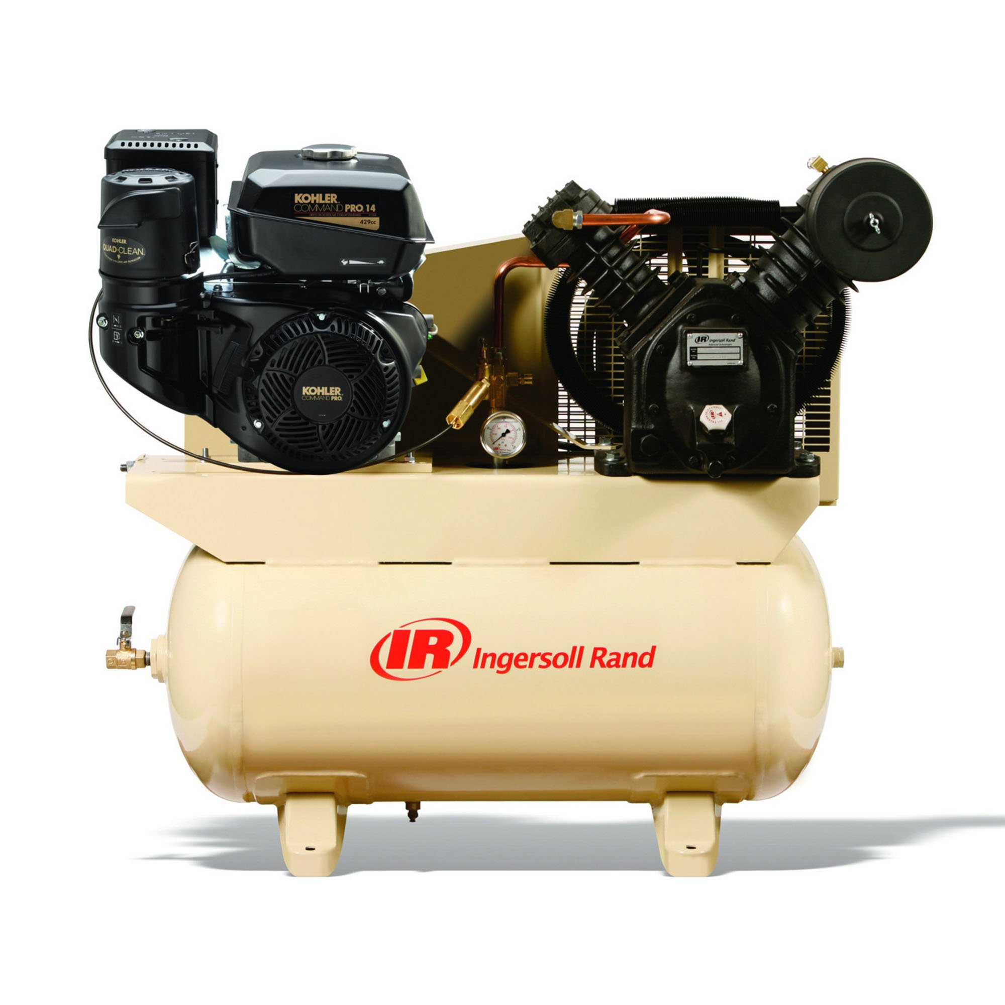 Get Quotations · - Ingersoll Rand Air Compressor - 14 HP, Model# 2475F14G