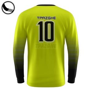 05076ab14ef Soccer Jersey Goalkeeper Shirt, Soccer Jersey Goalkeeper Shirt Suppliers  and Manufacturers at Alibaba.com