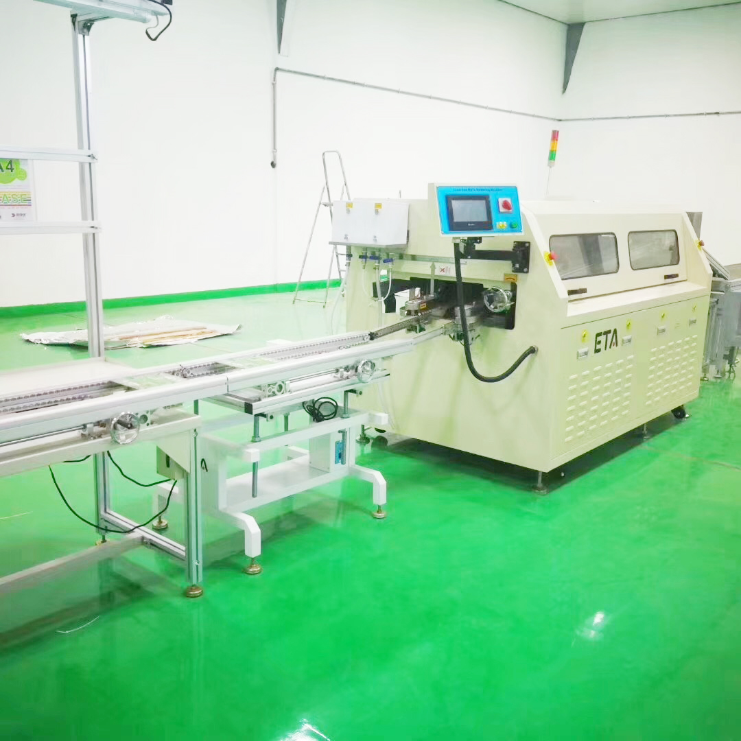 High Performance THT Insertion Line Machines with Good Service