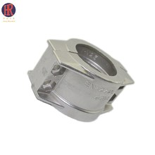 Stainless Steel DIN2817 Safety Hose Clamp