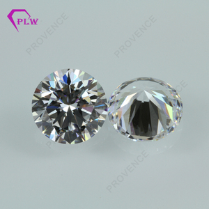 Wholesale Price High Quality 0.80mm Brilliant Cut Synthetic Fire CZ
