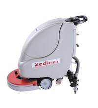floor scrubbing machine, sweeper