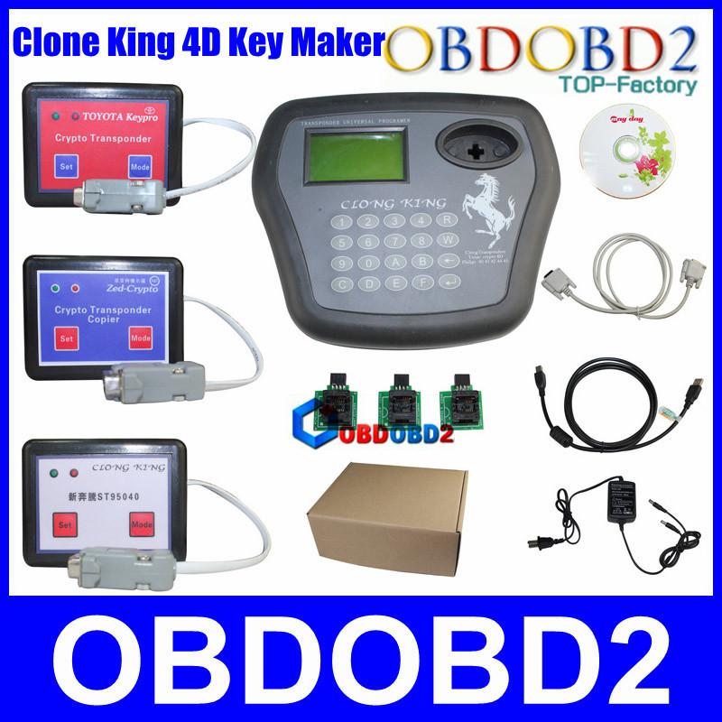 buy super transponder chip clone king 4d auto key programmer key copy car key. Black Bedroom Furniture Sets. Home Design Ideas