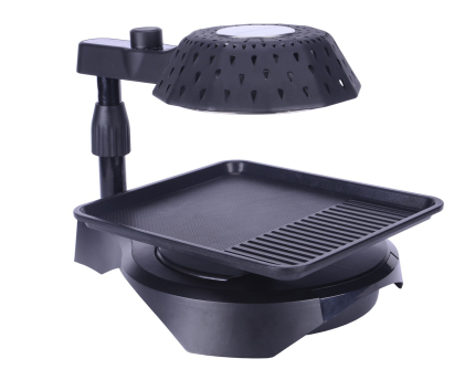 barbeque ribs in the oven(LY-005),5 class temperature Controlling Mode and Round Shape BBQ grill