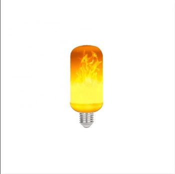 Led Flame Effect Electric Fire Light