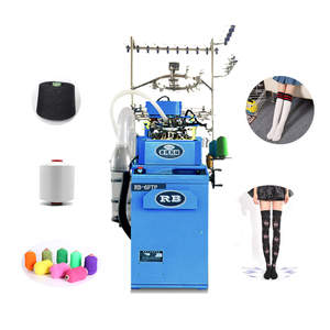 RB-6FTP small computer soosan model hosiery machine to knit manufacturing socks price