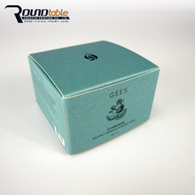 Hot sale high level cardboard tissue paper box with design logo