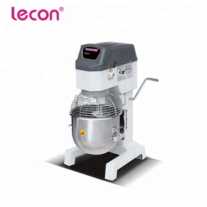 Lecon Multifunctional Baking Equipment B20F Industrial Food Mixer