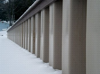 Shoreguard Vinyl Sheet Piling Buy Composite Sheet Piling