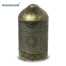 Aromacare portable battery operated powered fragrance Ultrasonic aroma essential oil diffuser