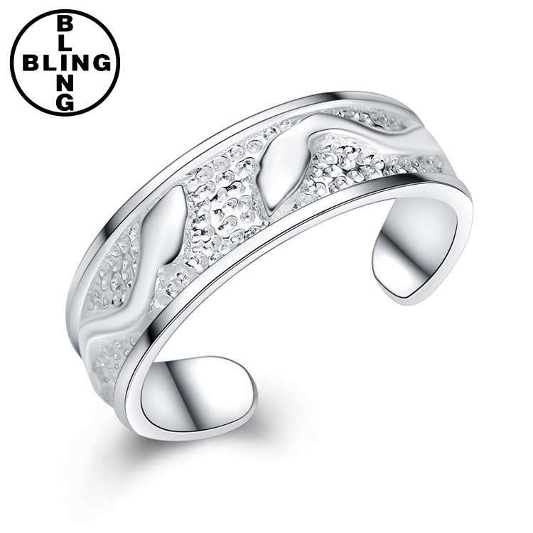 >>>women simulated diamond 925 sterling silver Cute leaf shape rings for engagement charming girls rings women accessories/