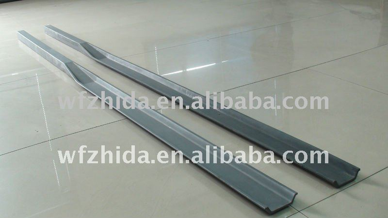 Silicon Carbide Beams Used in Solar PV Industry