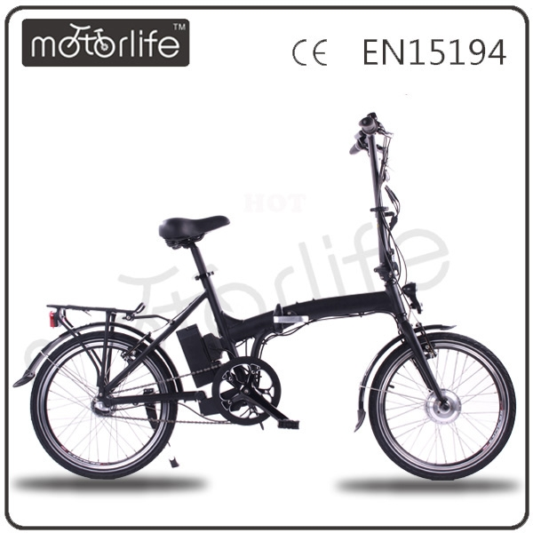 MOTORLIFE/OEM FE4 pantera folding electric bike folding e bike