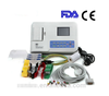 CE FDA Digital Portable ECG/EKG Machine 3-channel,12 leads ECG Monitor, CONTEC Electrocardiograph ECG300G