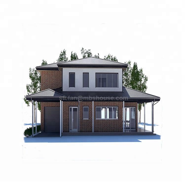 Environmental Control Cheap Prefab House Homes In