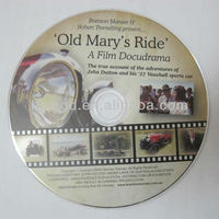 DVD Movie Replication and Printing and Package