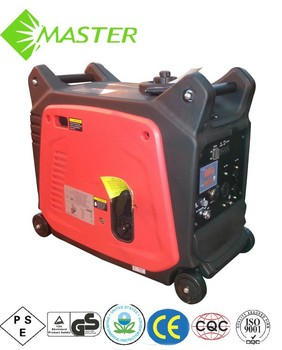 silent power gas generator electric