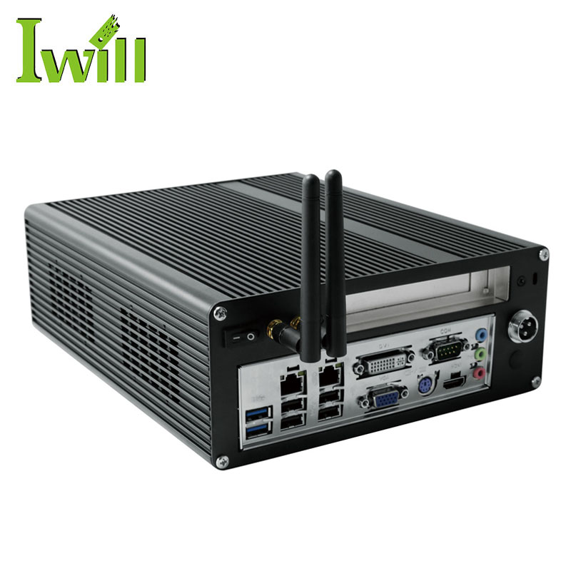 China supplier high performance Intel Core i3/i5/i7 mini pc desktop computer