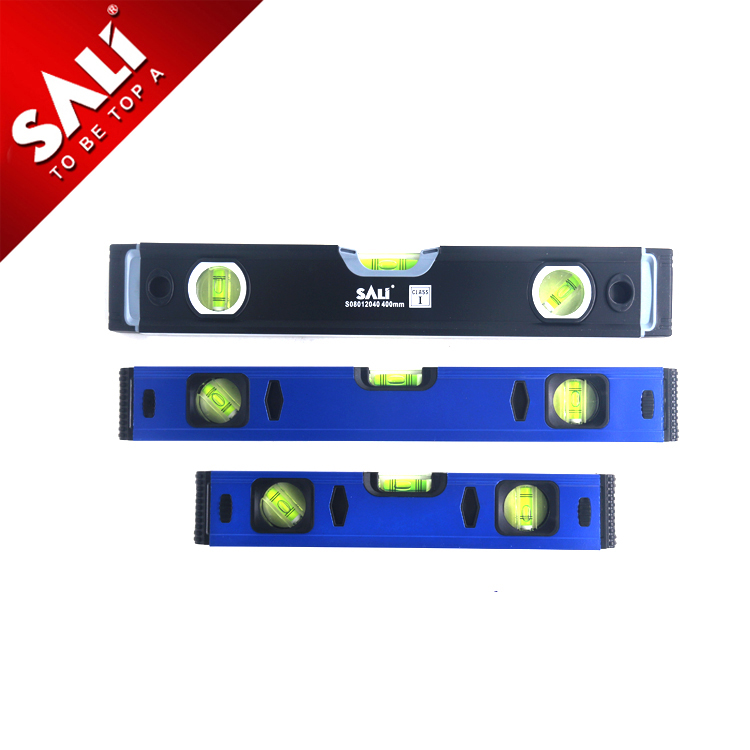 Factory Wholesale High Quality Magnetic Level Classic Magnetic Spirit Level