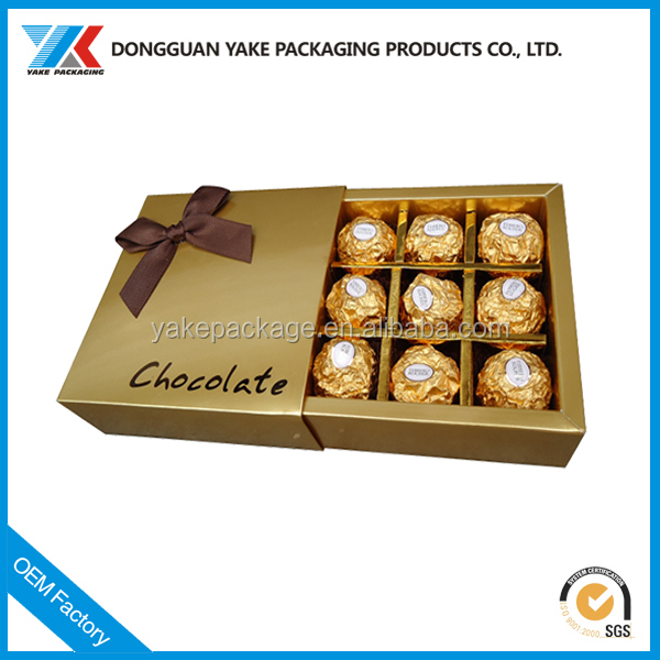 Chocolate products essay
