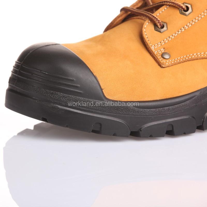 2016 New Nubuck Woodland Safety Shoes Fd6104